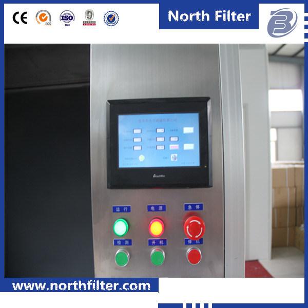 Somke HEPA Filter Leaking Tester