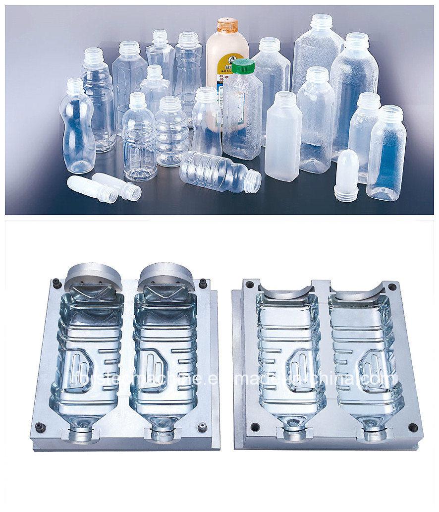 Multi Cavity Plastic Bottle Blow Mould