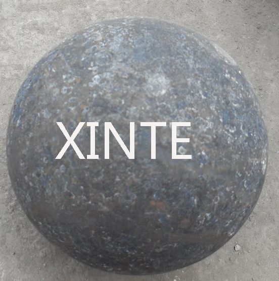Good Quality, No Breakage Forged Steel Ball (dia120mm)