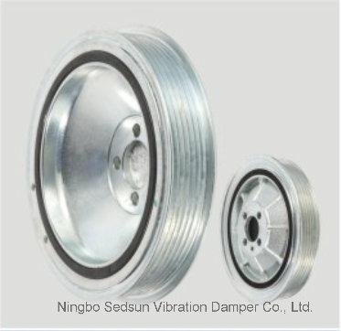 Torsional Vibration Damper / Crankshaft Pulley for 1230300q0a Nissan