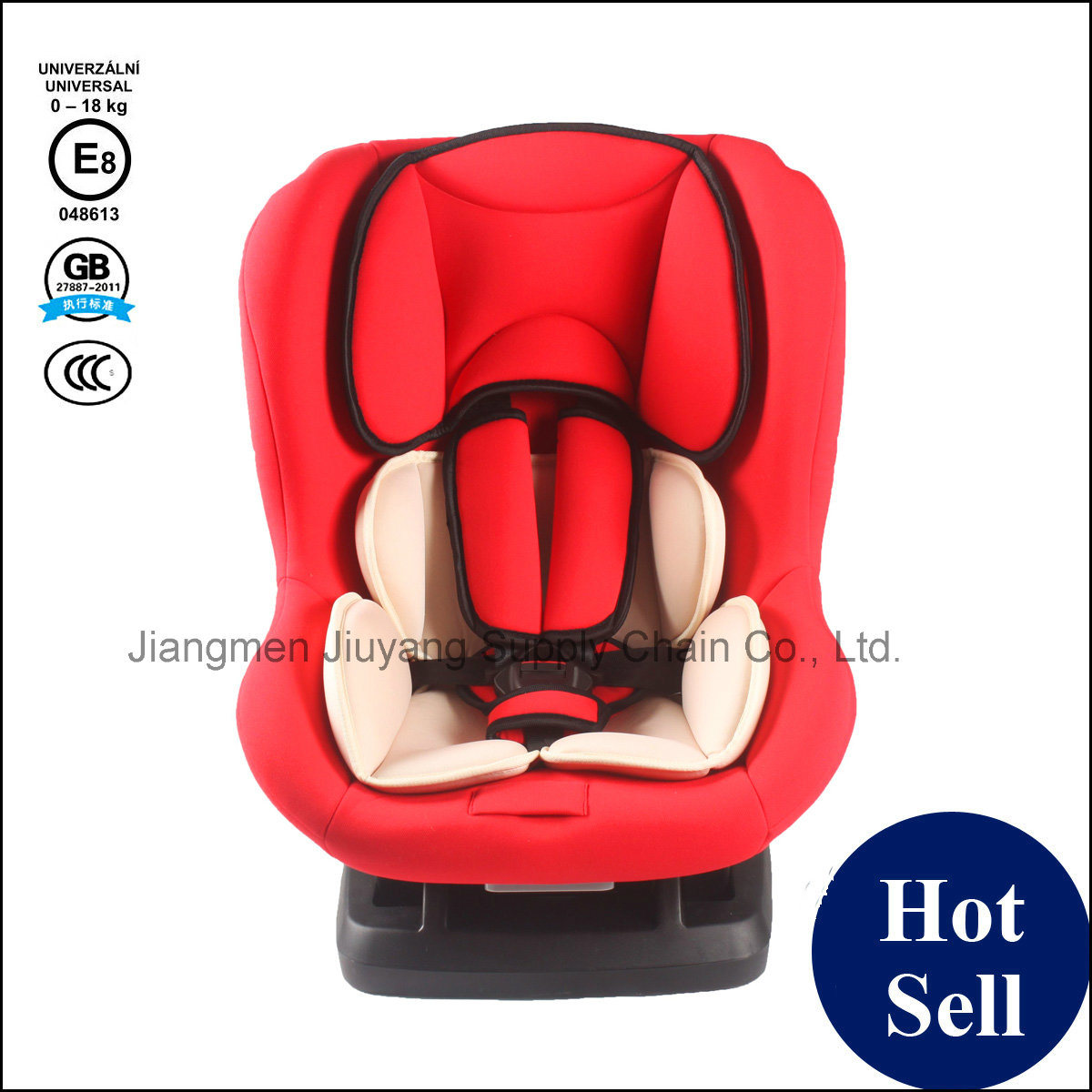 Baby Items - HDPE Frame Baby Safety Car Seat with ECE8 / 3c / GB Certification