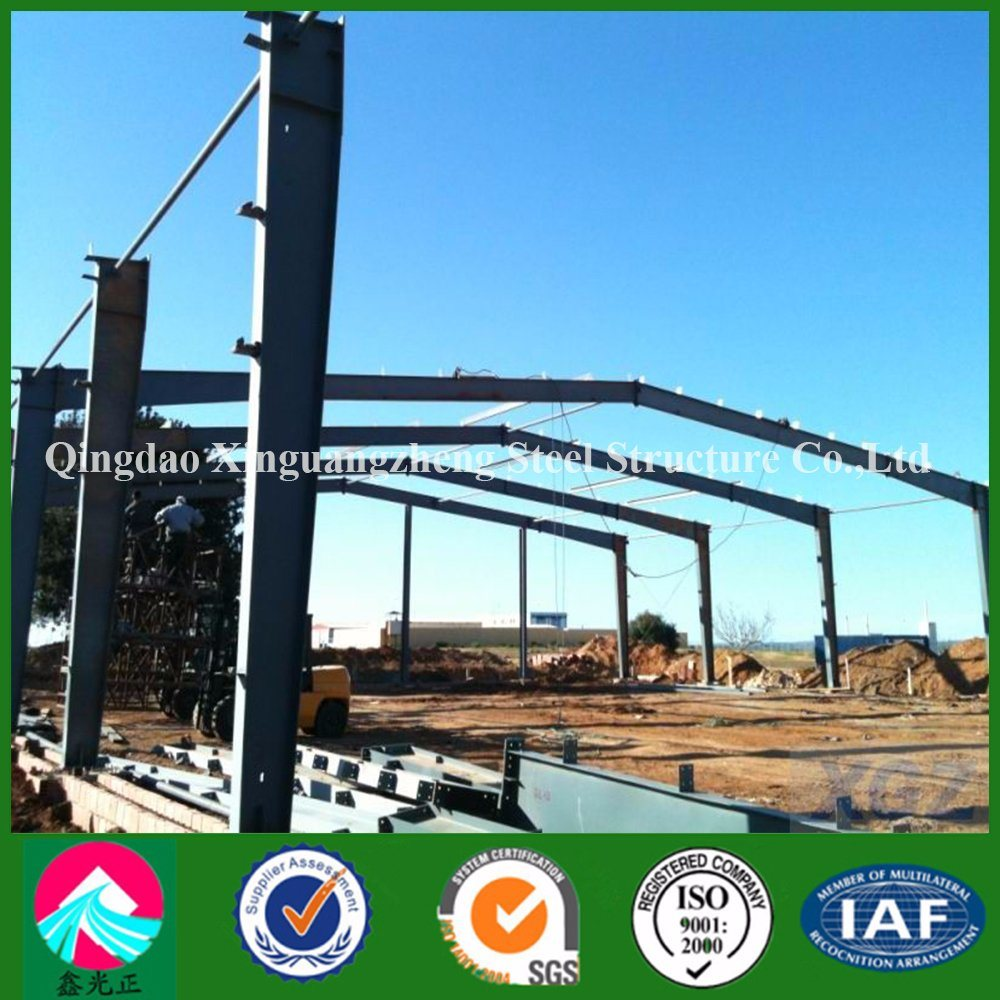 Light Steel Structure Construction Prefabricated Light Steel Structure (XGZ-A029)