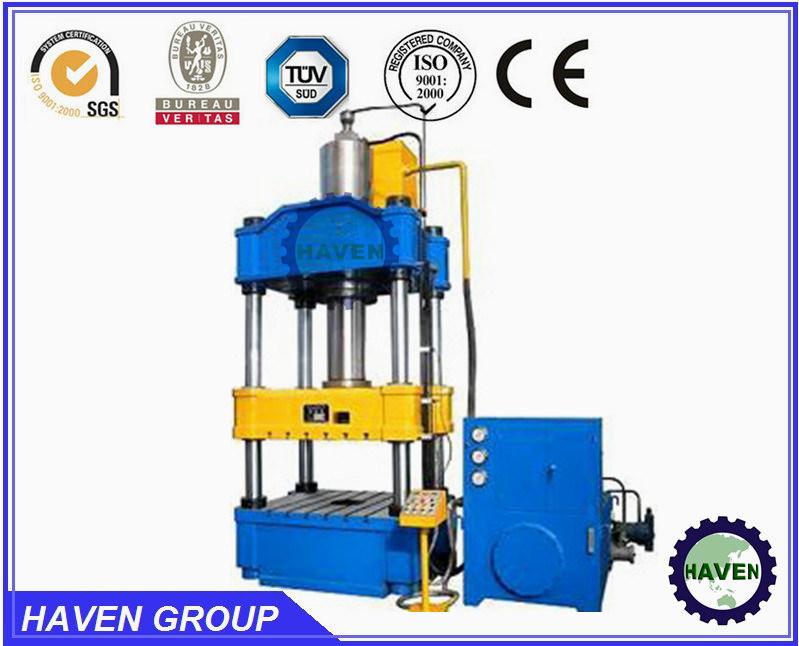 YQ32 series four column hydraulic press