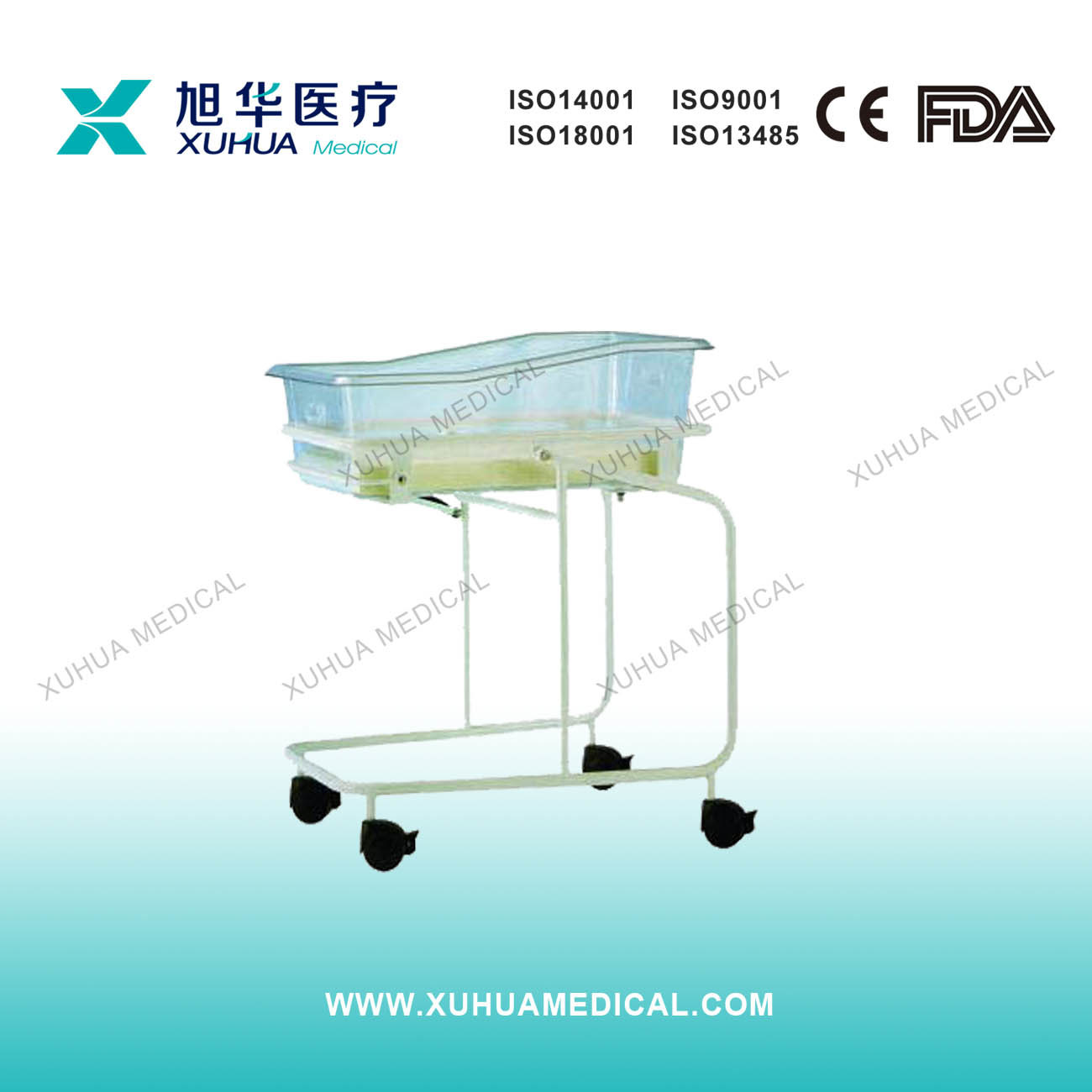 Hospital Infant Bed, Baby Crib (D-2)