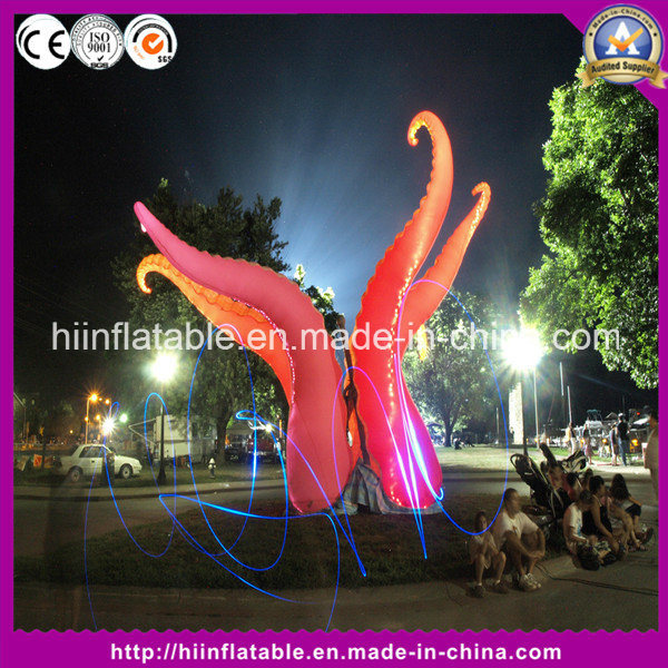 Giant Inflatable Tentacles Balloon for Holiday Decoration
