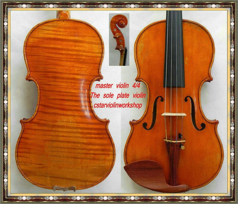 Old wood minerale interior of violin - China Master Violin 4 4 Strad 1716 Messiah Violin Model 1 P Flame Back Amazing Sound China Violin Hand Made Violin