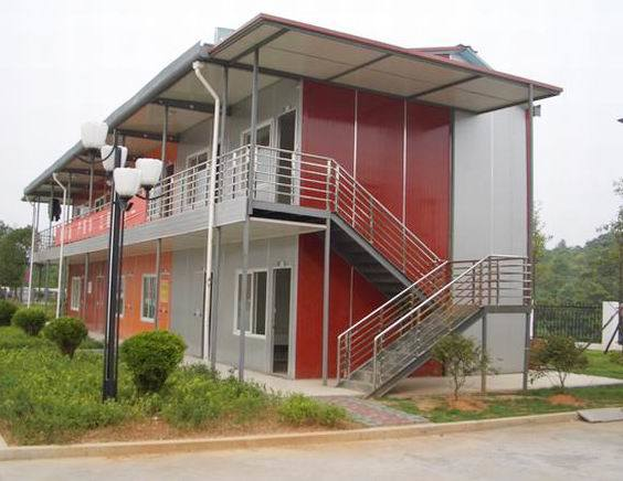 Steel Structure Prefabricated House Prefab House for OEM