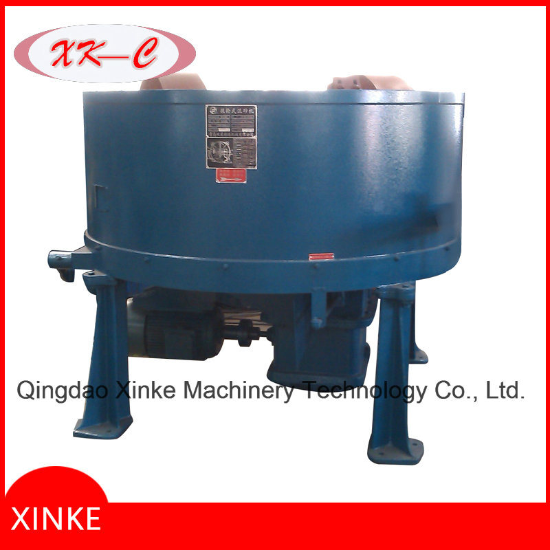 Popular Foundry Sand Mixer for Sand Casting S114c