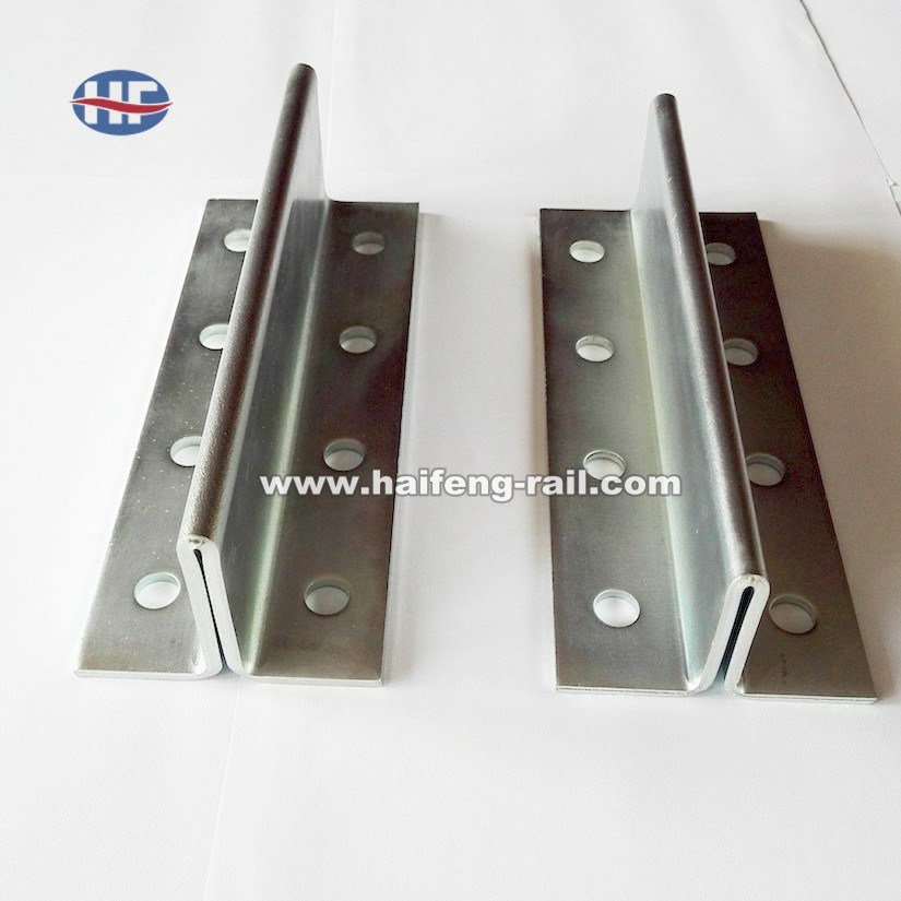 Good Quality Rail Fishplate for Passenger Elevator Guide Rail