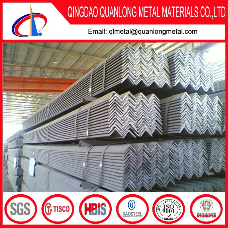 ASTM A36 Corner Iron Bar Galvanized Angle Iron