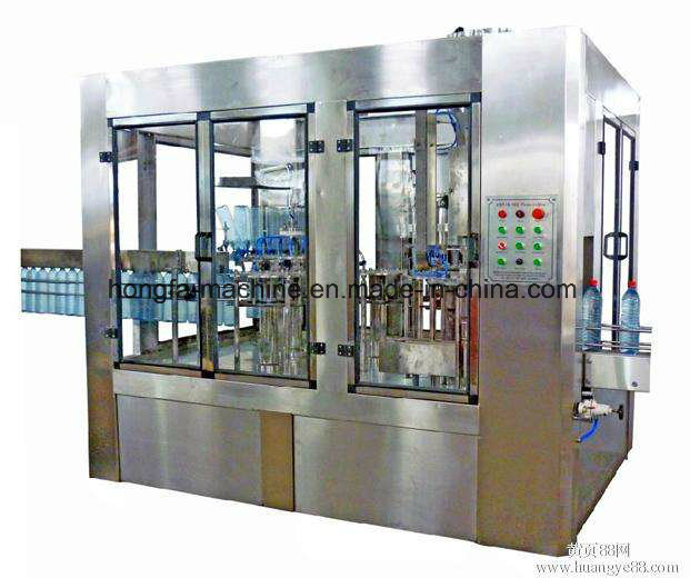 16-16-5 Full-Automatic Water Filling Machine