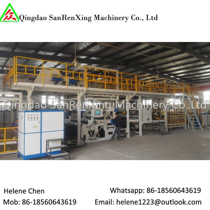 Tpo Self-Adhered Waterproof Membrane Full Set Production Line