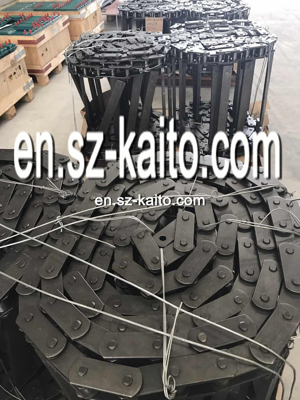 Df110 Asphalt Paver Conveyor Chain