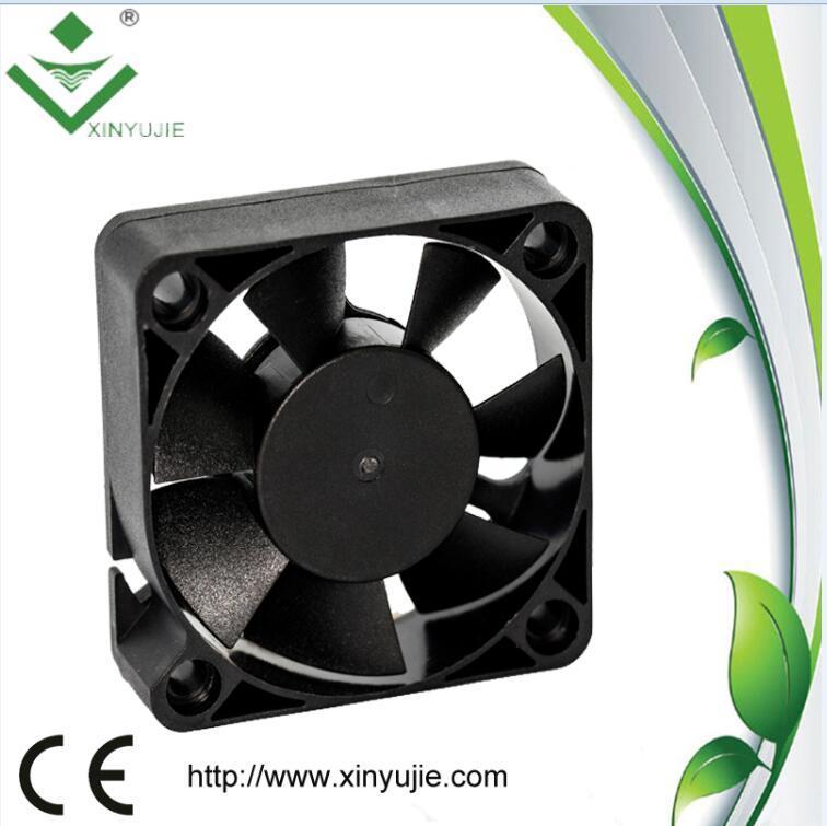 Shenzhen Brushless DC Fan 50mm 5015 12V 24V DC Axial Fan 50X50X15mm