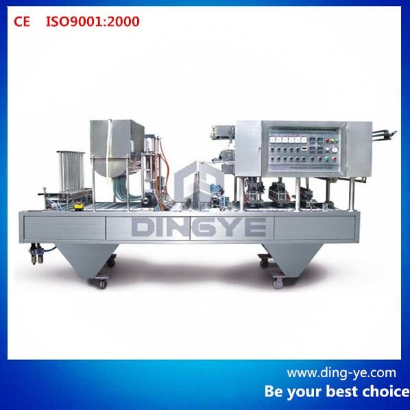 Automatic Cup Filling and Sealing Machine (CFD-8)