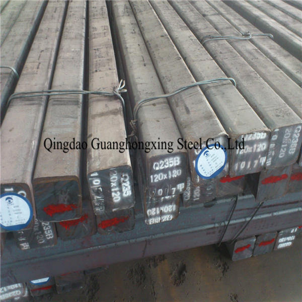 3sp, 5sp, Q195, Q235, Q275 Hot Rolled Steel Billets