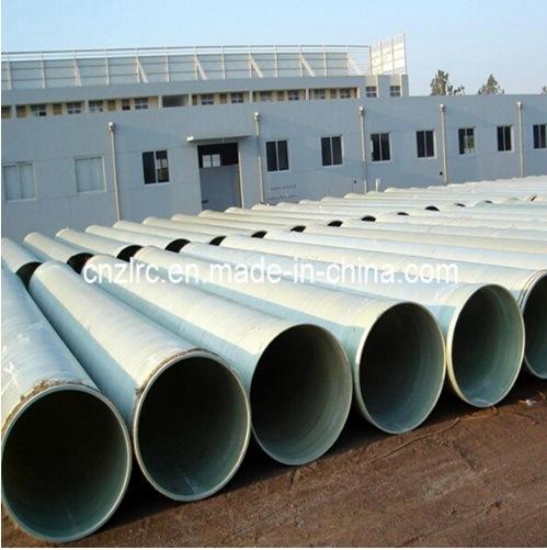 FRP GRP Fiberglass Pipe for Sewage Water Treatment