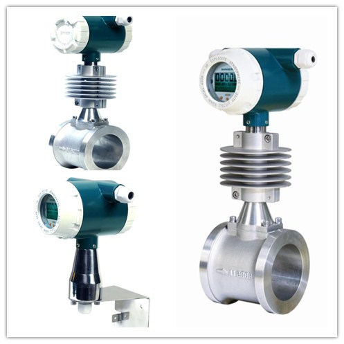 Air, Gas Flowmeter, Vortex Flowmeters