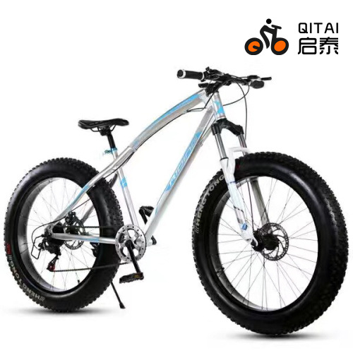 "26"" Fat Tire Mountain Bicycle with 21 Speed"