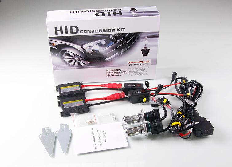 H1 H4 H7 H13 H8 H9 9005 Hilo Auto Parts Car Headlight Kits HID Kits Xenon Bulbs Repair Kit