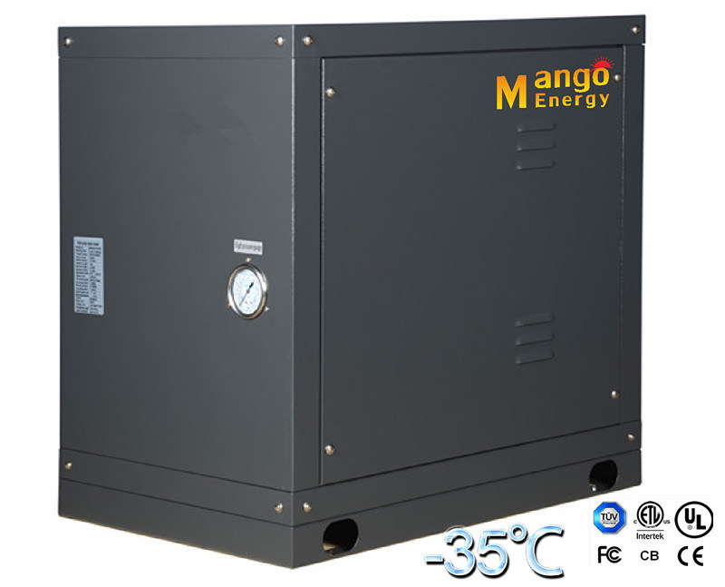 30kw Heating Capacity 380V Floor Room Heating Evi Water to Water Heat Pump