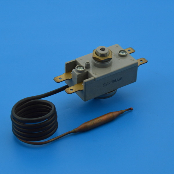 Wy Series Manual Reset Capillary Thermostat