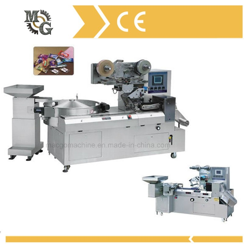 High Speed Candy Flow Packing Machine (MG-Z800)