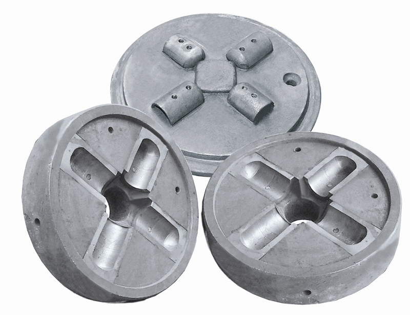 Capsule Shaped Grinding Media Mould