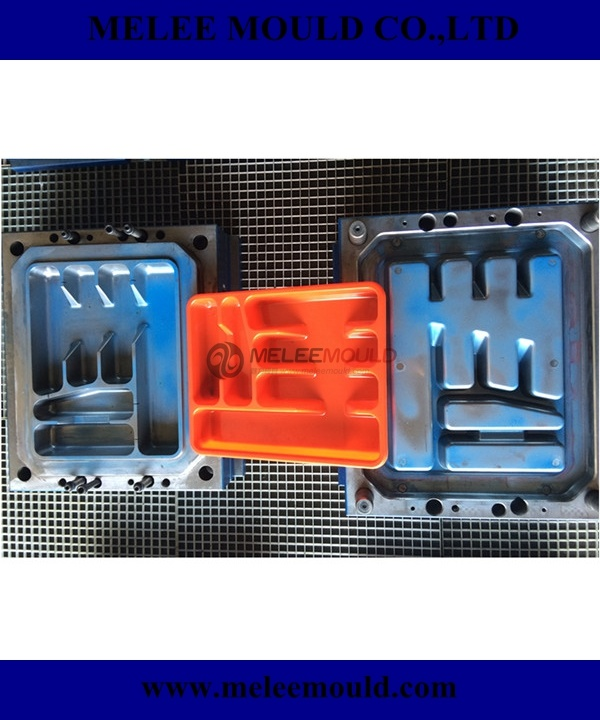 Plastic Commodity Product Factory for Plastic Plate Tray (MELEE MOULD-548)