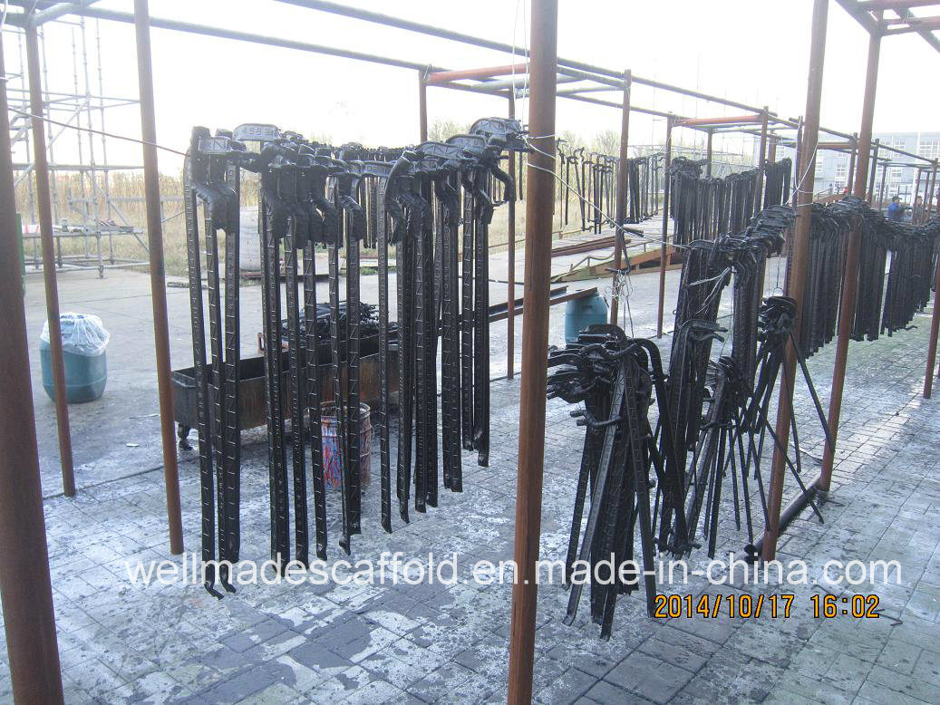 Steel Construction Concrete Formwork Shuttering Clamp