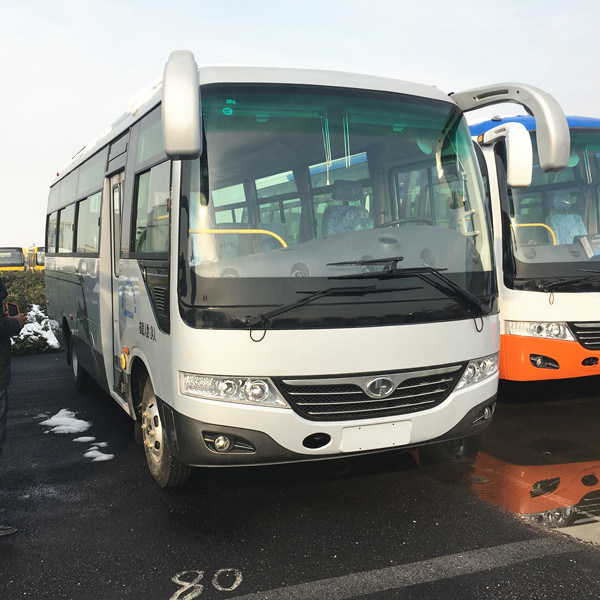 Medium Size 30 Seats Tourist Bus for Sale