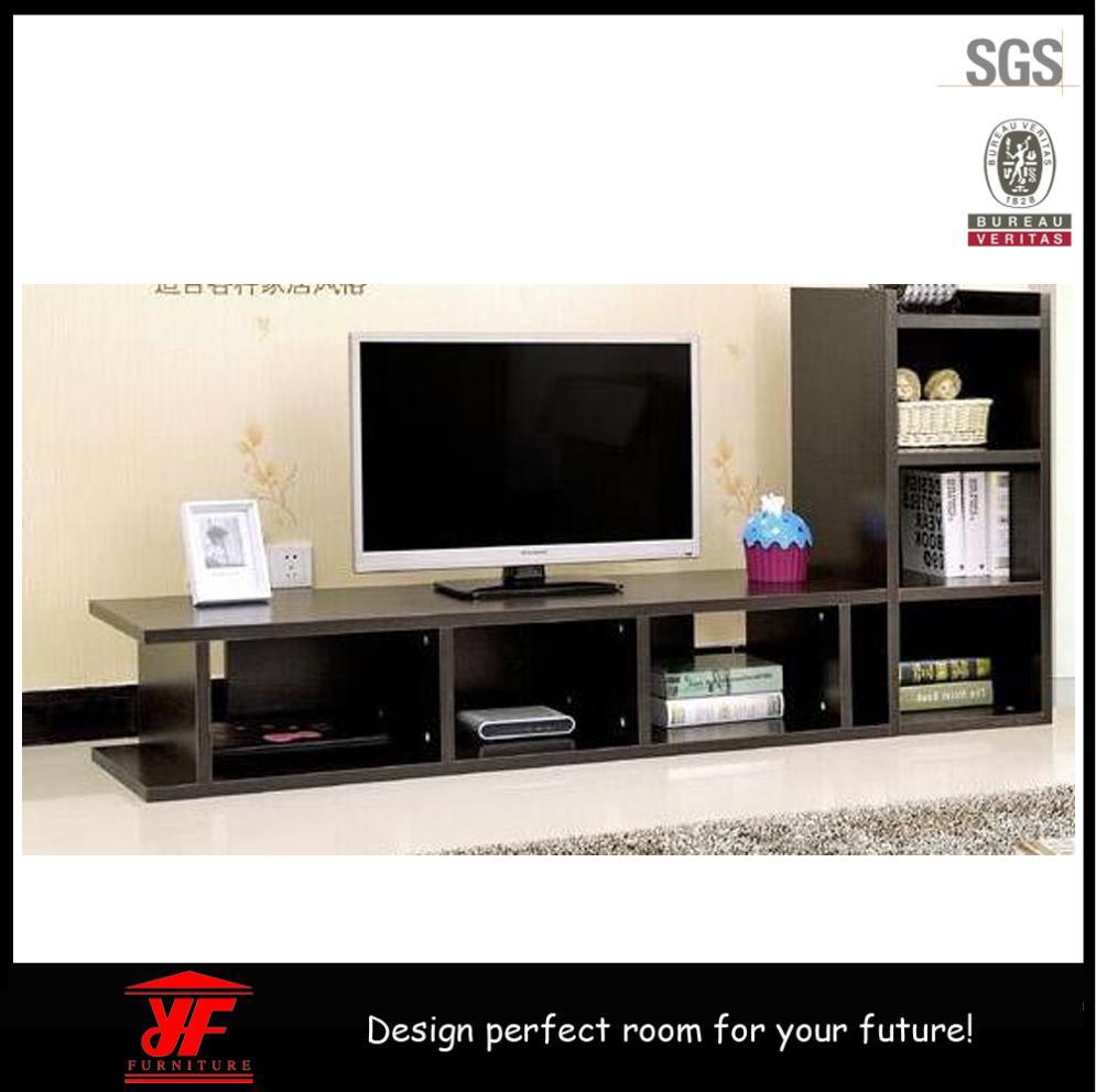 China Black Furniture Hobby Lobby Modern Lcd Tv Stand Showcase