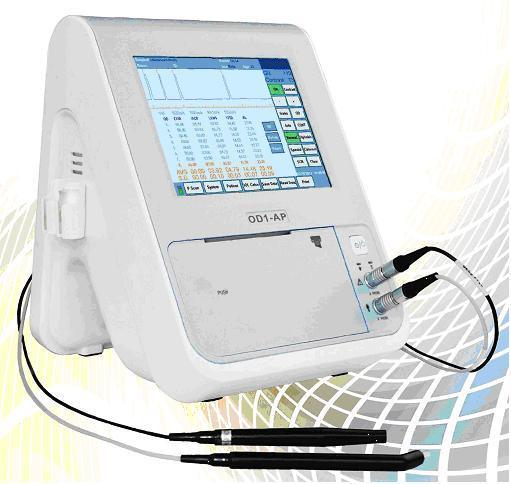Biometer and Pachymeter Ophthalmic Ultrasound (OD1-AP)