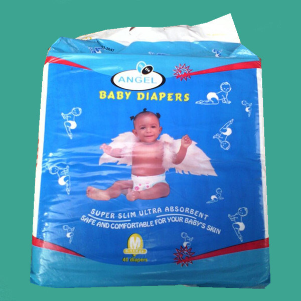 Little Angel Brand Disposable Diapers Baby