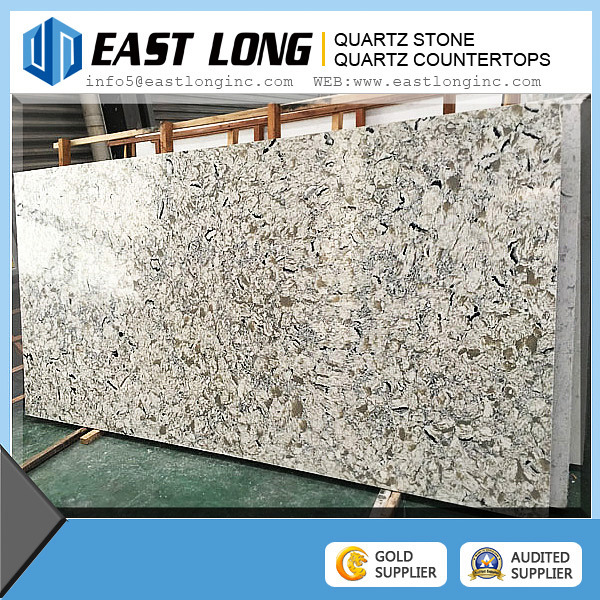 Wholesale Home Decoration Building Material Artificial Quartz Stone