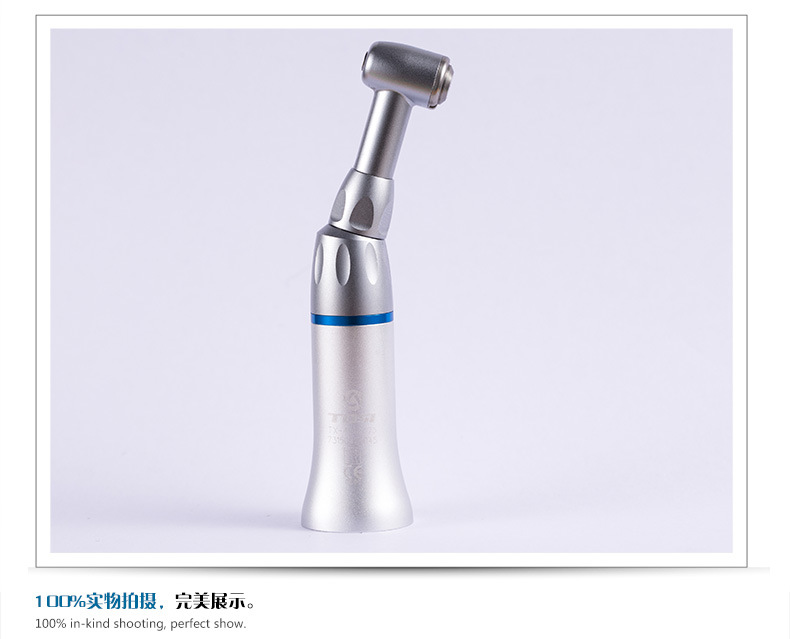 High Quality Low Speed Handpiece Contra Angle Push Button Type Tosi Factory