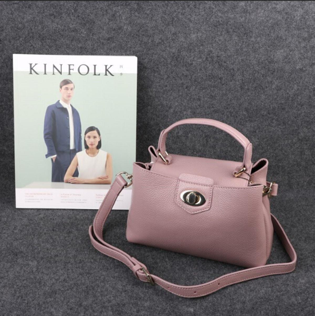 Fashion Pink Color Handbags, Sling Shoulder Mini Bags