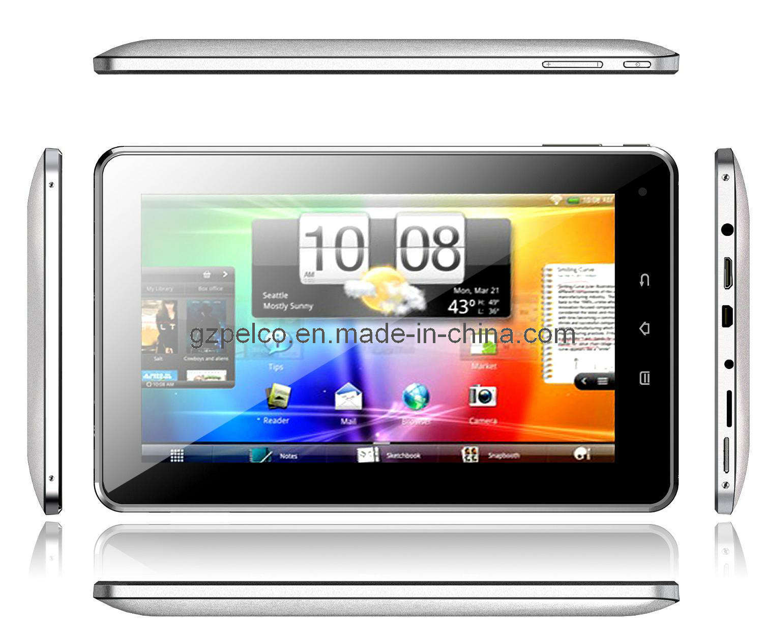 7inch Google Android 4.0 Tablet PC