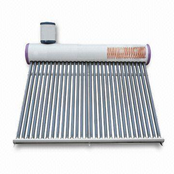 Pre-Heated Pressurized Solar Water Heater & Solar Water Heating