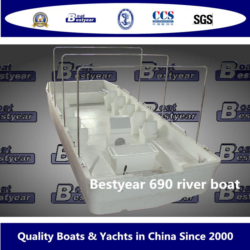 Bestyear 690 River Ferry Boat