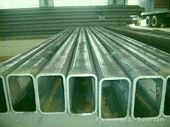 ERW Steel Welded Square Pipe Tube