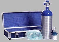 Emergency Medical Rescue Portable Oxygen System