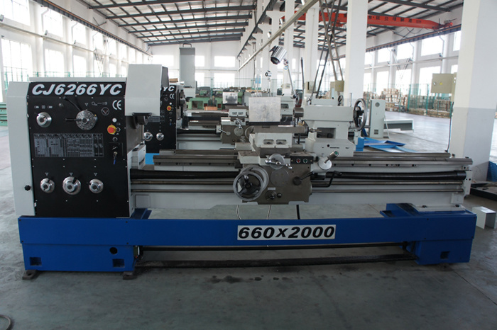 Cjs Series Lathes (CJ6266YC)
