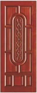 Top Quality Steel Wooden Door (pH-6612)