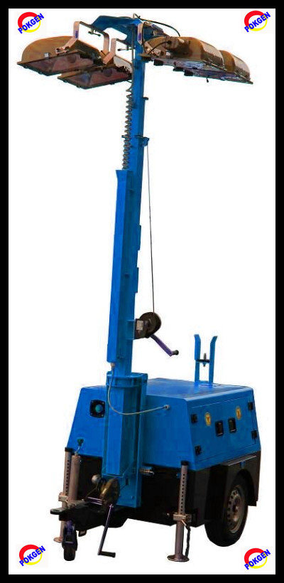 Mobile Light Tower 5-30kw