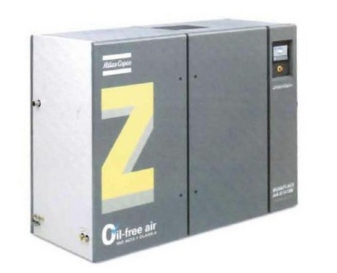 Atlas Copco Oil Free Screw Air Compressor (ZT15 ZT18 ZT22)