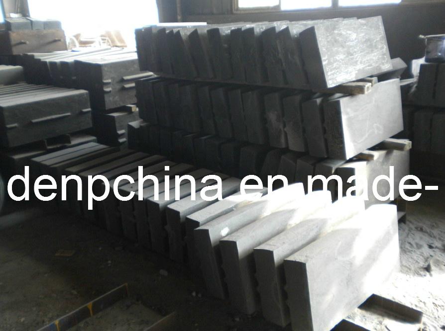 Impact Crusher Hammer Plate/ Blow Bar/Impact Crusher Parts/Hammer Plate/Blow Bar From Denp