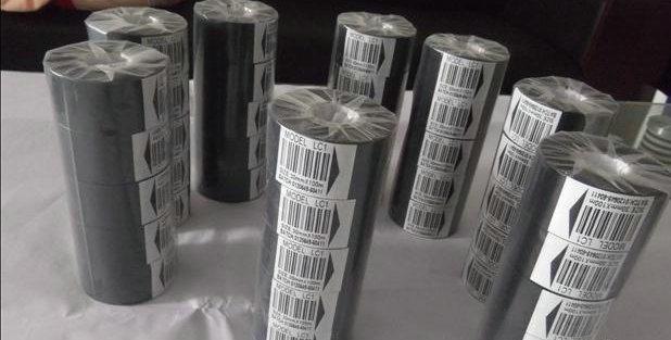 Black Hot Stamping/Hot Coding Foil/Date Coding Foil