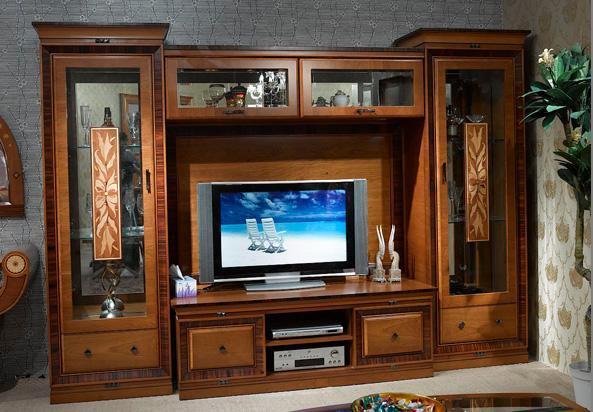 Aparador Em Mdf Branco ~ Mobília de madeira armário da sala de estar u2013Mobília de madeira armário da sala de estar
