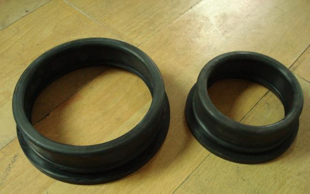 China ductile cast iron pipe gasket